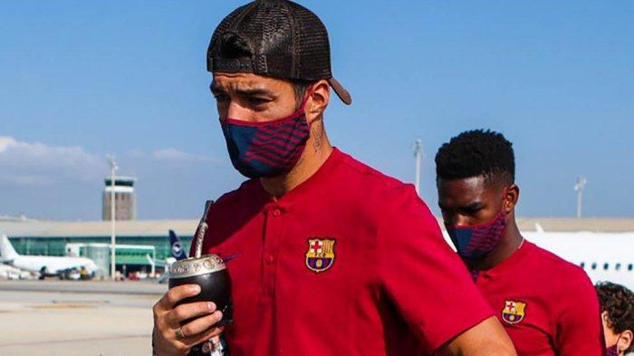 Luis Suarez terancam diputus kontraknya oleh FC Barcelona karena performanya yang menurun
