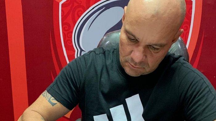 Borneo FC Perpanjang Kontrak Luizinho Passos