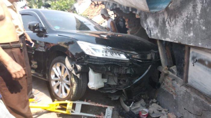 Terungkap Pengemudi Honda Accord Tabrak Satu Keluarga karena Mengantuk