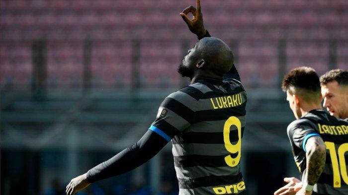 Romelu Lukaku Cari Info soal Simone Inzaghi dari Adik Kandung, Berharap Teruskan Prestasi Conte
