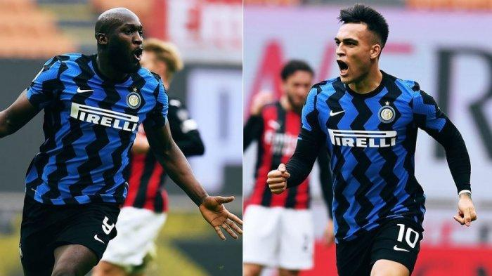 Prediksi Susunan Pemain dan Live Streaming Inter Milan vs Sassuolo, Lukaku dan Dybala Starter