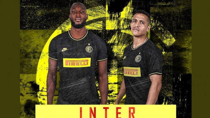 STARTING XI dan Link Live Streaming Inter Milan vs Ludogorets, Conte Duetkan Lukaku-Sanchez
