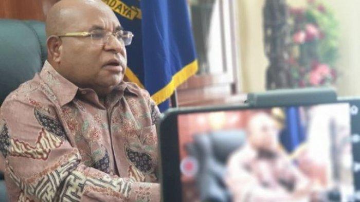 Kronologi Gubernur Papua Lukas Enembe Dideportasi dari Papua Nugini Hingga Trending Topik di Twitter