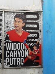 The Jakmania Ulang Tahun ke-23, Widodo Cahyono Putro Tak Lupa Kenangan Ini
