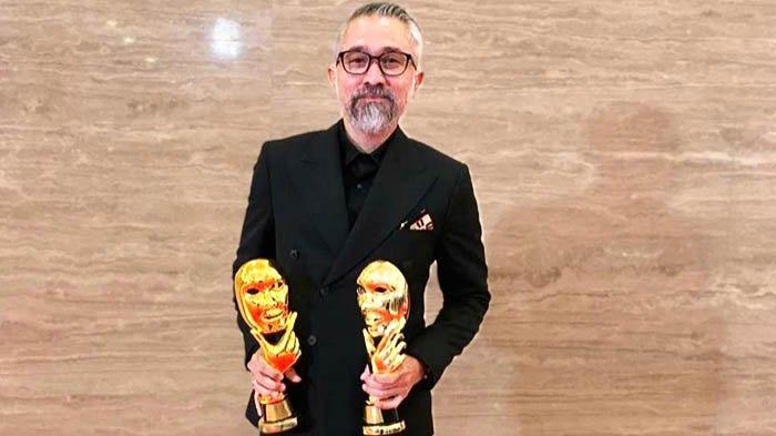 Dua Penghargaan bagi Lukman Sardi Berkat Film dengan Misi Berharga