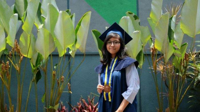 Usianya Baru 18 Tahun, Tapi Anjani Sudah Lulus dari ITB