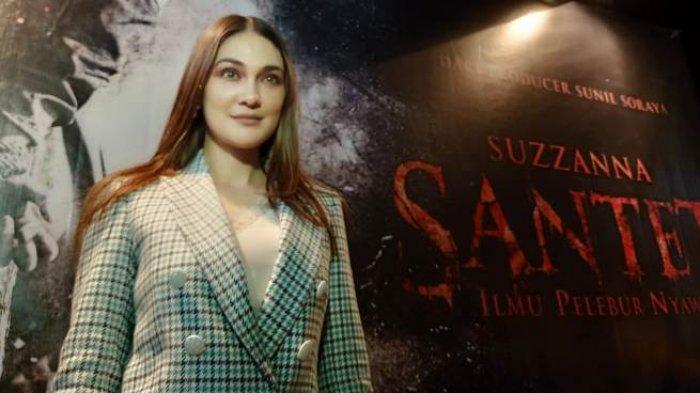 Luna Maya Siap Belajar ke Dukun Santet demi Film Suzzanna yang Kedua: Santet Ilmu Pelebur Nyawa
