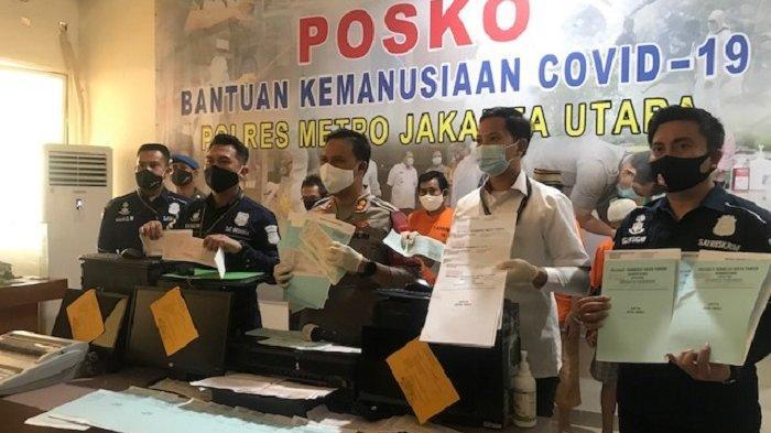 BREAKING NEWS:  Kepala Desa Lengkong Kulon Tangerang Ditangkap Polisi