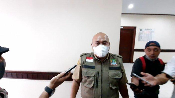Dihadapan Anggota Komisi I DPRD Lurah Pekayon Jaya Akui Colek Bokong Si Pelayan di Ruang Binmaspol