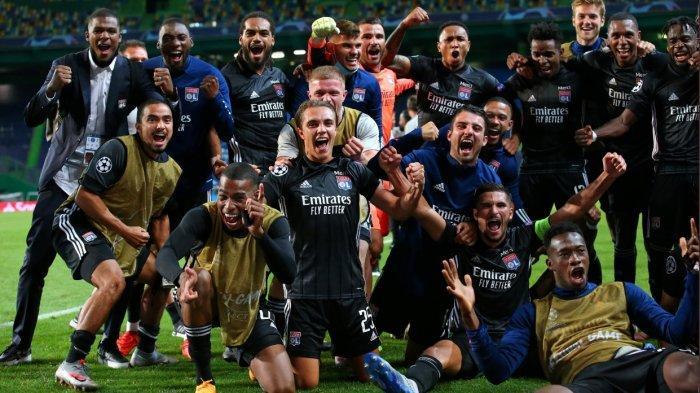 Lyon Susul PSG ke Babak Semifinal, Bukan Tak Mungkin Bertemu di Final, Berikut Ini Jadwalnya