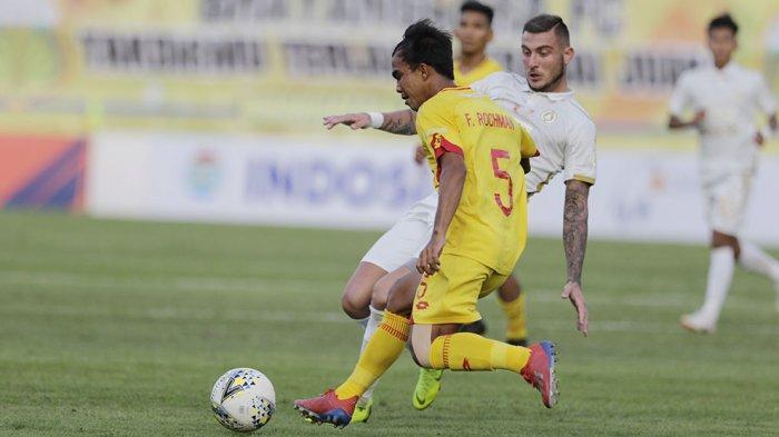 Fatcurohman ingin mengakhiri karier sepak bolanya di klub milik Polri ini