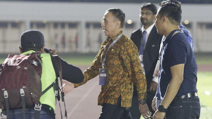 PSSI Masih Upayakan Timnas U-19 Gelar TC di Stadion Madya