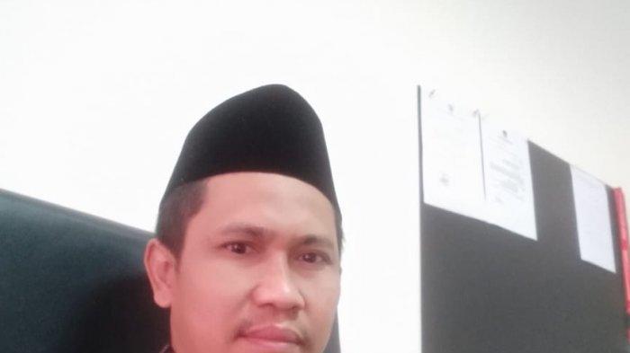 Komisioner KPU Kota Tangsel Divisi Hukum dan Pengawasan, M Taufiq MZ.