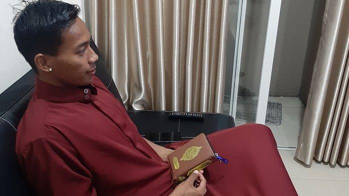 Bek Persita Tangerang Terpaksa Pulang Kampung karena Ayah Angkat Meninggal Dunia