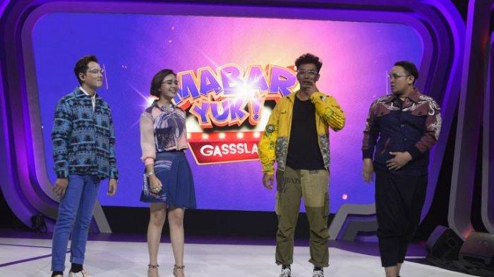 'Curi' Perhatian Pemirsa Televisi Awal September 2020, Variety Show 'Mabar Yuk' Tayang Lagi di NET