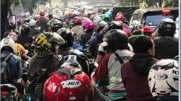Kemacetan di Sekitar Stasiun Poris Tangerang Makin Parah, Pemkot Minta Stasiun Dipindah