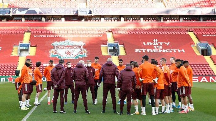 Link Live Streaming Liverpool vs Real Madrid: Liverpool Sedang Mengusung Misi Sulit, Madrid Ambisius