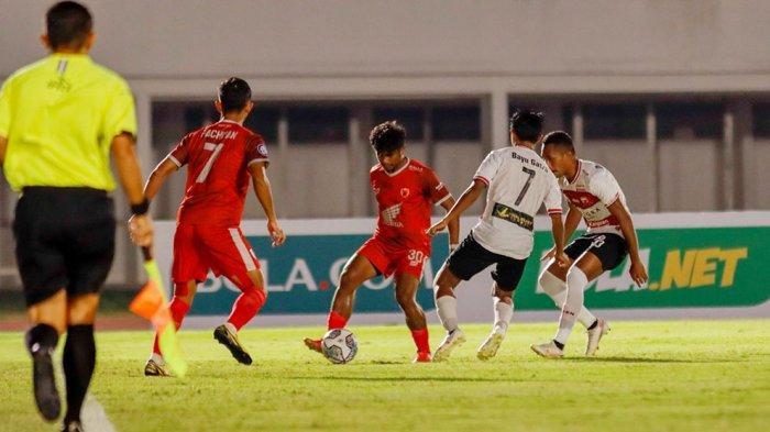 Madura United Berbagi Skor 1-1 Dengan PSM Makassar Pada Pertandingan Pekan Kedua