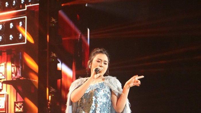 Mahalini Tutup Penampilan Indonesian Idol Season X dengan Bawakan Lagu Zaskia Gotik