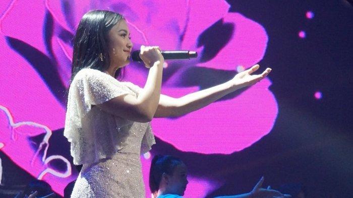 Mahalini Masuk 10 Besar Indonesia Idol Dianggap Tampil Mahal oleh Dewan Juri