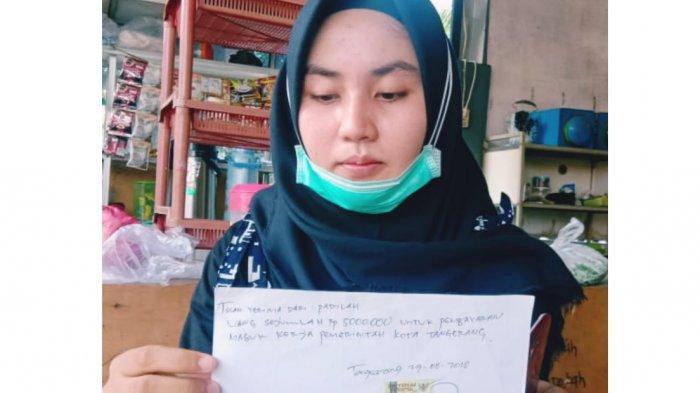 Uang Mahasiswa Cantik yang Ditipu ASN PemKot Tangerang Sudah Dikembalikan, Proses Hukum Tetap Jalan