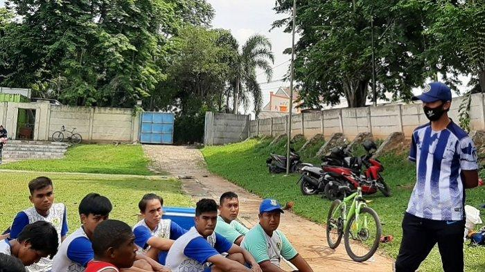 Kick-off Liga 3 Belum Jelas, Persikota Tangerang akan Liburkan Pemain