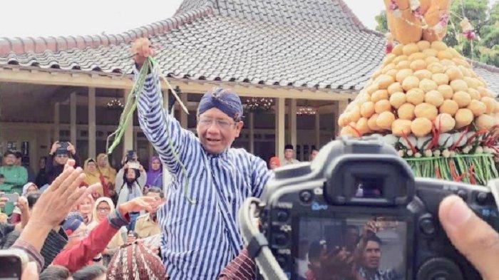 Mahfud MD Meralat Pemberitaan yang Mengutip Keterangan TNI Kecolongan karena Enzo Ini Penjelasannya