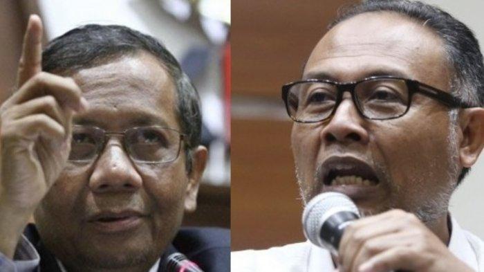 Mahfud MD Bela Bambang Widjojanto Pengacara Kubu Prabowo yang Sebut MK 'Mahkamah Kalkulator'