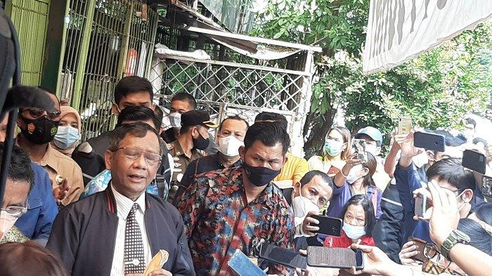 Mahfud MD Bilang Banyak Orang Jadi Korban Pasal 27 UU ITE Menjadi Perhatian Presiden