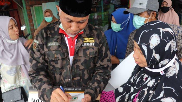 Dinilai Sebagai Pasangan Saling Melengkapi, Mahyeldi-Audy Kembali Mendulang Dukungan