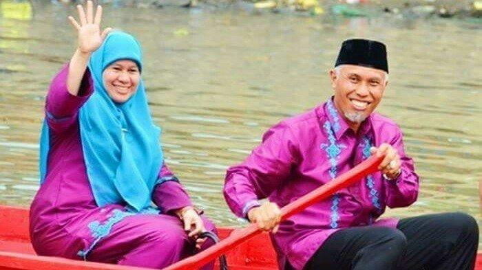 Blusukan Bersama, Romantisme Perjuangan Buya Mahyeldi dan Istri dalam Pilgub Sumbar 2020
