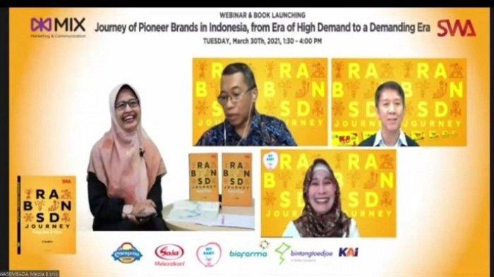 Brands Journey, From Zero to Hero Ungkap Rahasia Umur Panjang 11 Merek Pionir di Indonesia