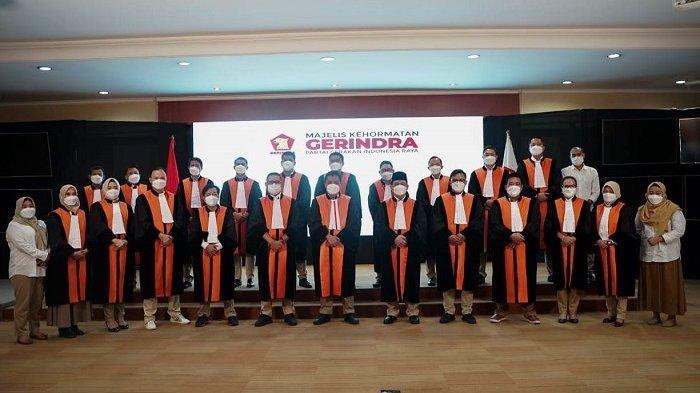 Habiburokhman Pimpin Majelis Kehormatan Partai Gerindra, Wagub DKI Jadi Anggota