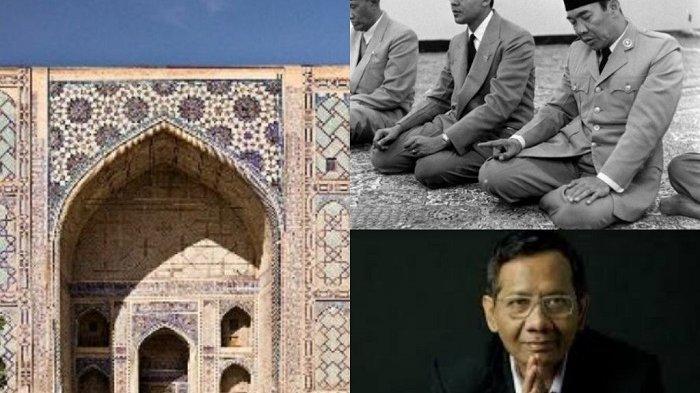 Mahfud MD dan Raja Yogya Kembali Ungkap Peran Soekarno Temukan Makam Imam Bukhari di Uzbekistan
