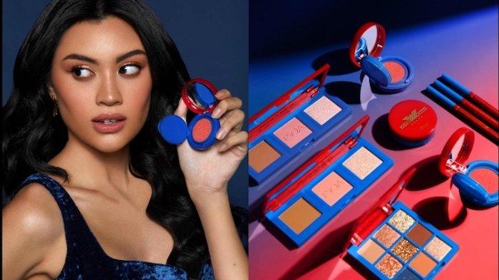 Brand Kosmetik Lokal ESQA Kolaborasi dengan Warner Bros Hadirkan Wonder Woman Makeup Collection