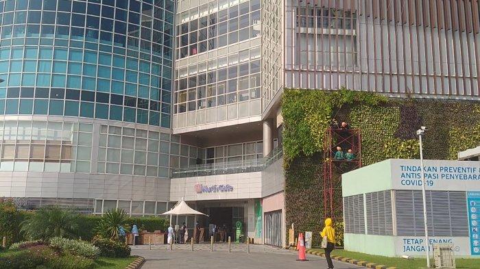 Terbantu Pemesanan Ojek Online, Sejumlah Tenant di Mall BXC Pondok Aren Tangsel Masih Buka