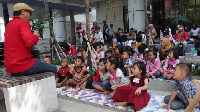 Mal Pelayanan Publik Sasar Anak-anak dengan Dongeng