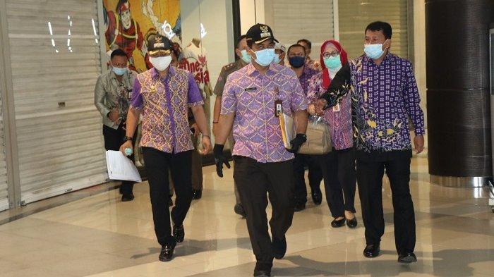 Pemkab Tangerang Langsung Datangi Mall Aeon Setelah Dua Pegawainya Positif Covid-19