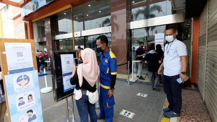 SGC Cikarang Mulai Buka, Karyawati Toko Pakaian Bersyukur bisa Kerja Lagi Setelah 2 Bulan Dirumahkan