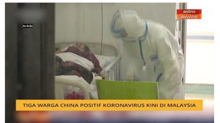 Malaysia Umumkan 3 Warganya Kena Virus Corona, Seruan Doa dan Sholat Hajat di Masjid Berkumandang