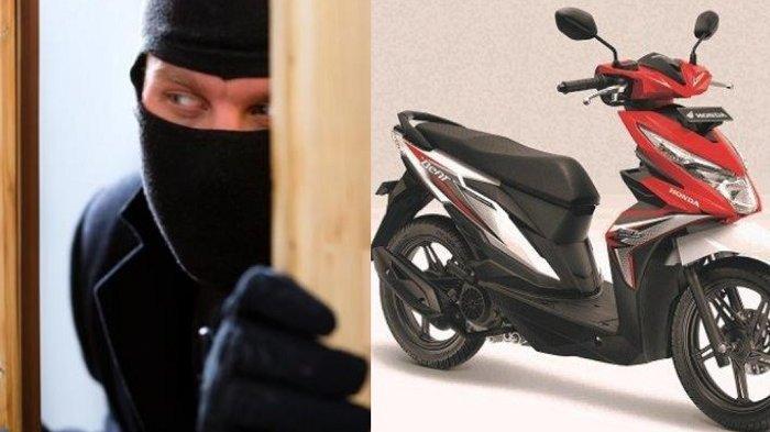 Bulan Suci Ramadan, Empat Motor Honda Beat Raib dalam Dua Hari di Jakut, Warga Resah, Polisi Bungkam