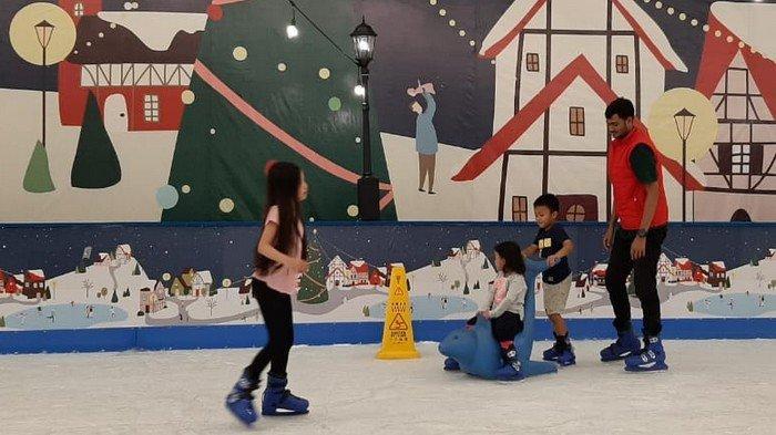 Sambut Libur Akhir Tahun, Mall of Indonesia Hadirkan Ice Rink Winter Wonderland