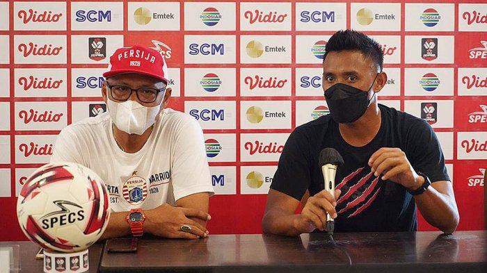 Jelang Perempat Final Piala Menpora 2021: Persija dan Barito Putera Sama-Sama Lakukan Antisipasi