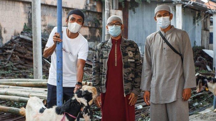Kurban 5 Kambing, Manajemen Bali United Utamakan Niat & Makna Berbagi di Hari Raya Idul Adha 1442 H