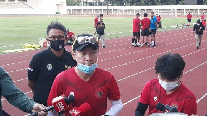 Jelang Duel TimnasU-19 Indonesia Lawan Kroasia, Ini yang Dilakukan Shin Tae-yong pada Skuadnya