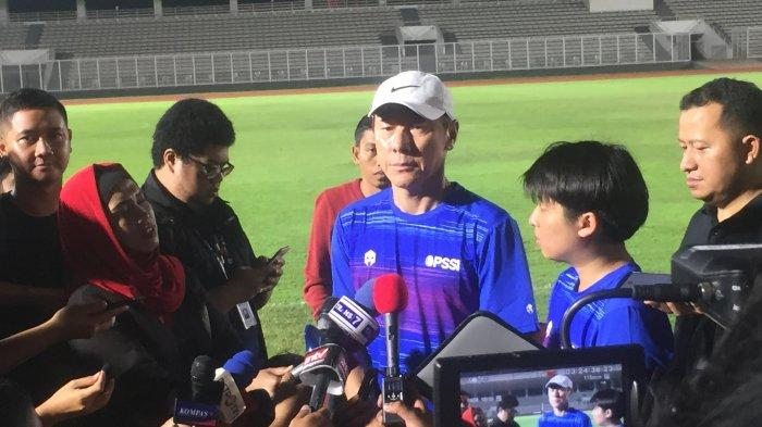 Shin Tae-yong Wajibkan Pemain Timnas Indonesia Timbang Badan Saat Bangun Pagi