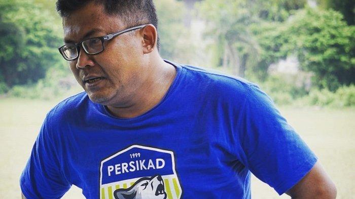 Manajer Persikad 1999 Cahyo Putranto Budiman Sebut Delif Subeki Layak Pimpin Asprov PSSI Jawa Barat