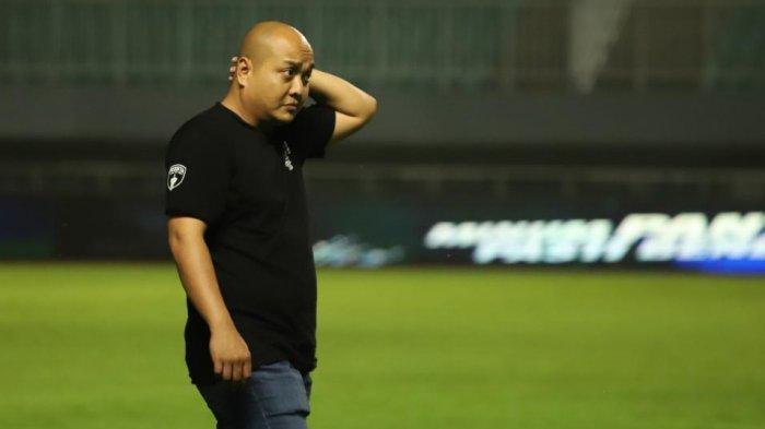 Manajer Persita Tangerang: Lupakan Kelanjutan Liga 1, Mulai Kompetisi Baru Saja