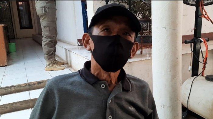 Kondisi Fisik Bugar, Kakek di Kecamatan Limo Ini Tak Takut Ikut Vaksinasi Covid-19