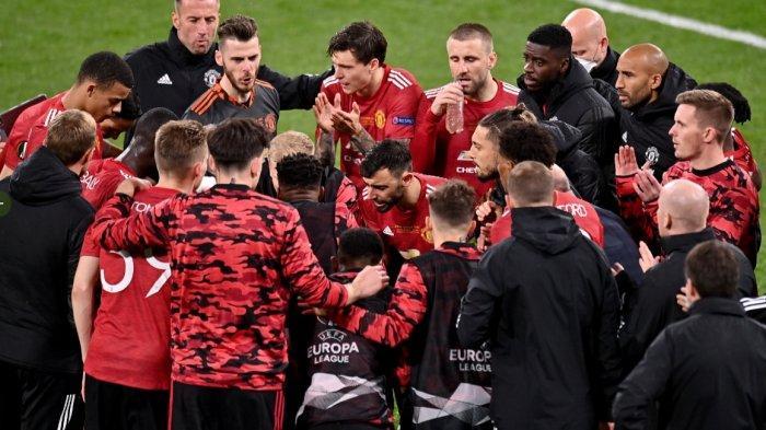 Babak Perpanjangan Waktu Villareal vs Manchester United Tetap 1-1, Adu Panelti Pun Jadi Penentuan